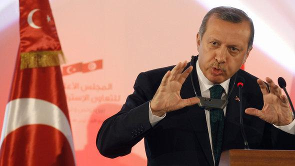 Turkey's Prime Minister Recep Tayyip Erdogan (photo: Reuters)