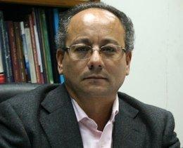 Der Politologe Emad Gad; Foto: privat