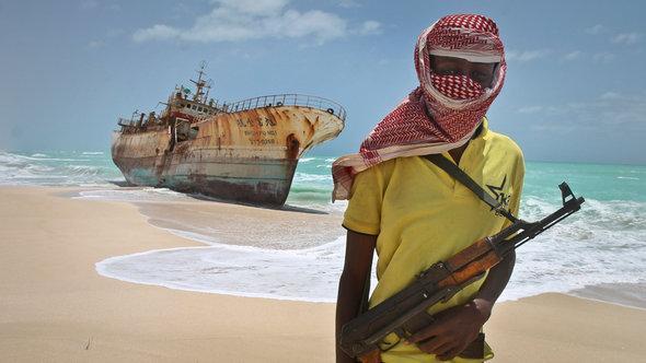 Pirat in Somalia; AP/Farah Abdi Warsameh