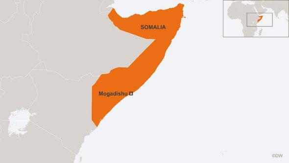 Somalia: Zerrissenes Land am Horn von Afrika; Foto: DW
