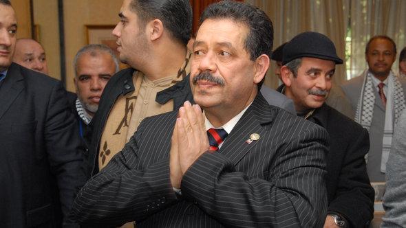 Istiqlal-Chef Hamid Chabat, Foto: Morad Borja/www.lakome.com