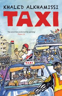 Buchcover 'Im Taxi' von Chaled al-Chamissi