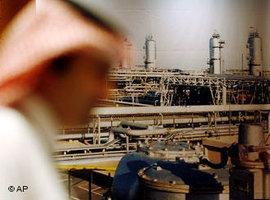 Saudi-Arabien ist der größte Ölproduzent der Welt; Foto: © AP