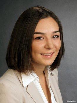 Portrait Merve Gül; Foto: privat