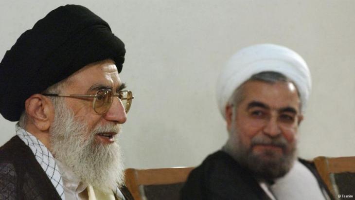 Hassan Rohani; Foto: Behrouz/AFP/Getty Images
