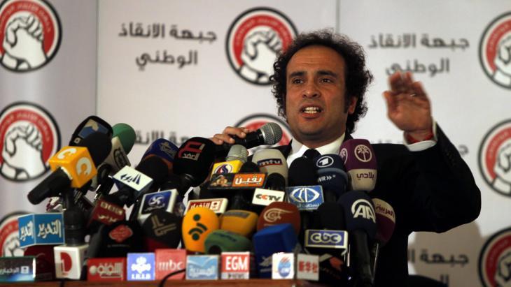 Liberaler Politiker Amr Hamzawy; Foto: dpa
