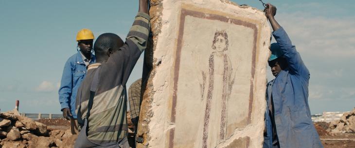 "Filmszene aus ""Goodbye Morocco""; Foto: Blue Monday Productions"