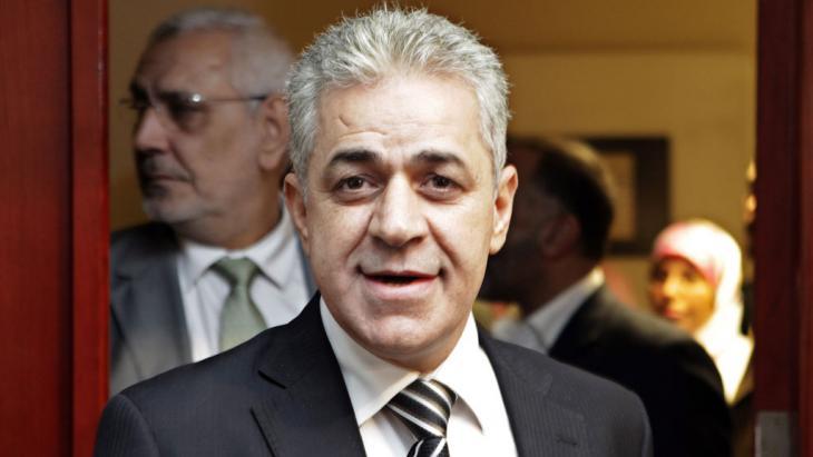 Hamdin Sabahi; Foto: dpa