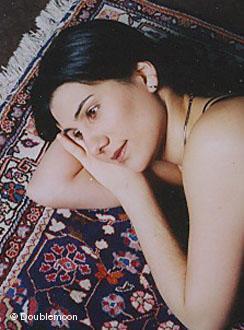 Sängerin Cymin Samawatie; Foto: Doublemoon