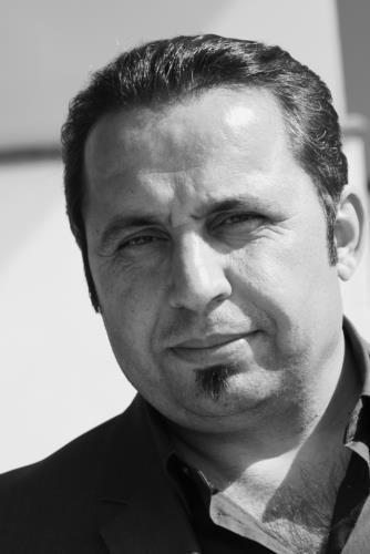 Theaterregisseur Ihsan Othmann; Foto: privat