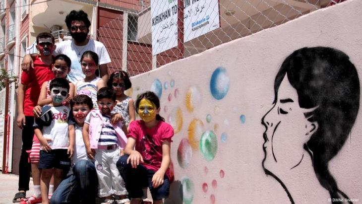 Bildungs- und Begegnungszentrums Kirikhan (BBZ); Foto: DW