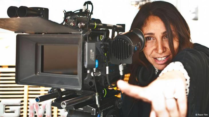 Die Filmemacherin Haifaa al-Mansour; Foto: © Razor Film