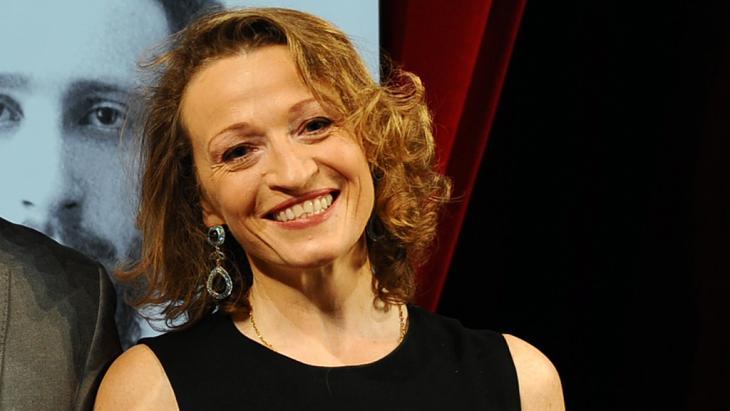 Die französische Journalistin Annick Cojean; Foto: FETHI BELAID/AFP/Getty Image