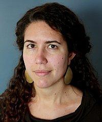 Heba Morayef von Human Rights Watch in Kairo; Foto: privat