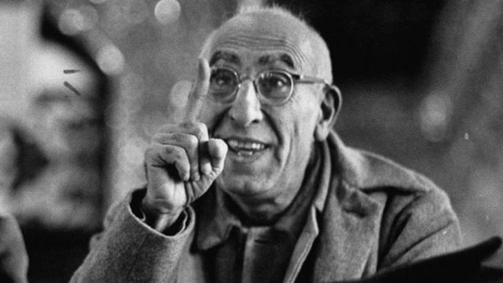 Mohammad Mosaddegh; Foto: Mohammad Mosaddegh/DW