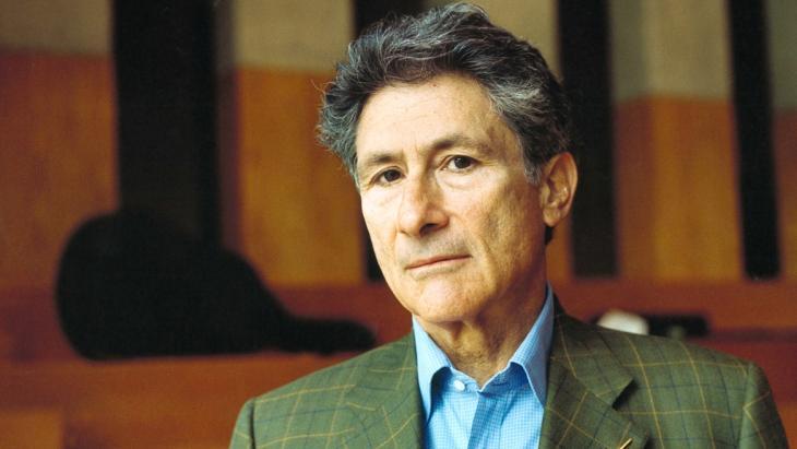 Edward Said im Jahr 1999; Foto: dpa