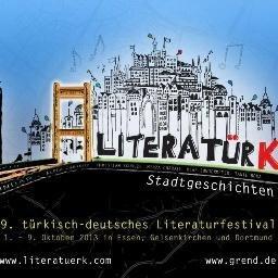 Logo Literatürk 2013