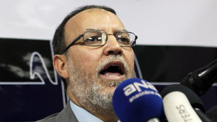 Essam al-Arian (photo: dpa/picture-alliance)