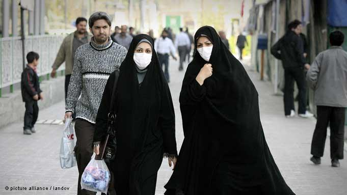 Iranische Frauen in Teheran; Foto: picture alliance / landov