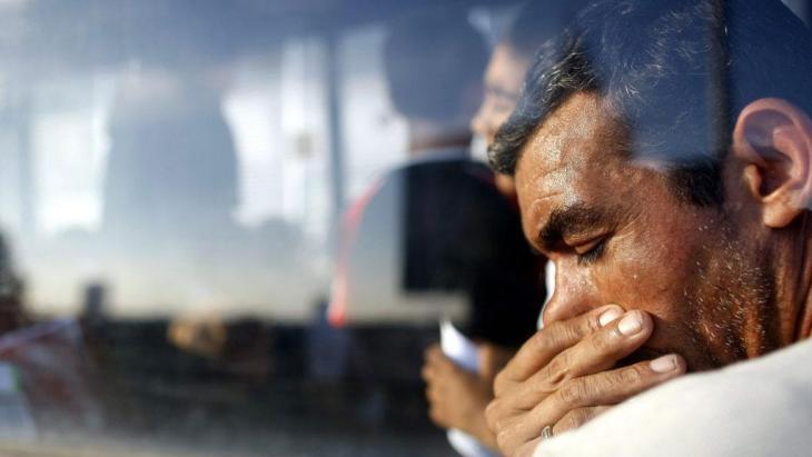 Abschiebung von Angehörigen der Roma in Frankreich; Foto: dapd