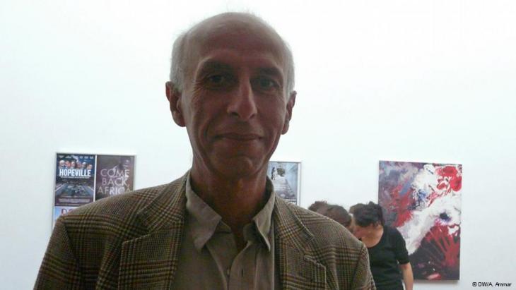 Mahmoud Ben Mahmoud (photo: DW/A. Ammar)