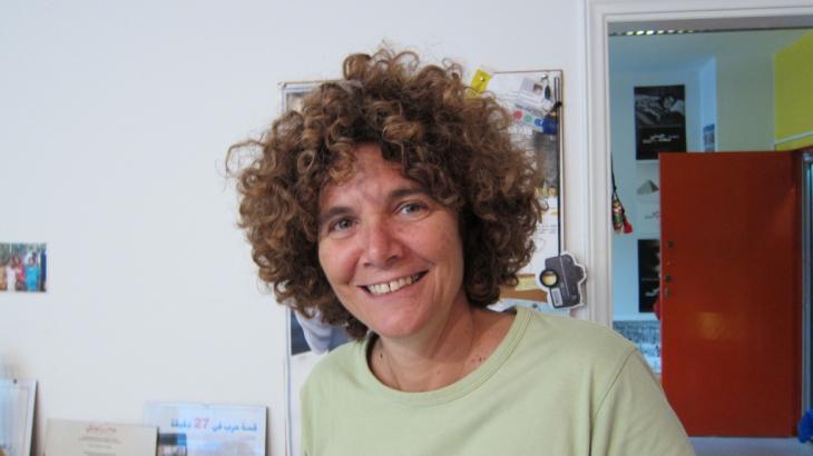 Carol Mansour; Foto: Forward Film Production