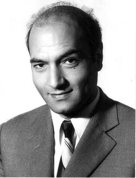 Dr. Ali Shariati (photo: Wikimedia Commons)