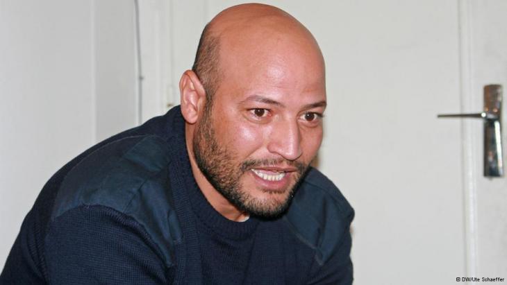 Souail Aidoudi; Foto: DW/Ute Schaeffer