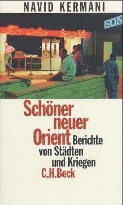 Buchcover Schöner neuer Orient im Verlag C.H. Beck