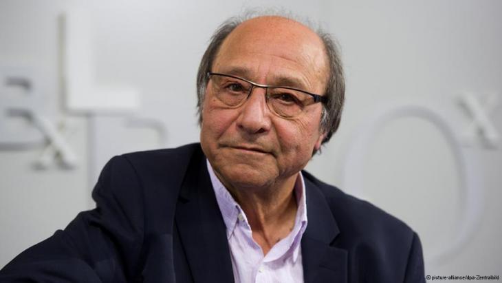Iran-Experte Bahman Nirumand. Foto: picture-alliance/dpa-Zentralbild