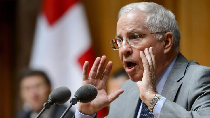 SVP-Politiker Christoph Blocher; Foto: Fabrice Coffrini/AFP/Getty Images