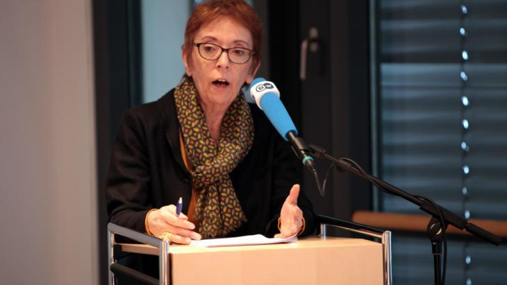 Lale Akgün (photo: DW)