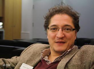 Dr. Kerem Öktem, Dozent für Soziologie der Religionen, University of Oxford; Foto: DW