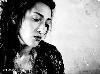 Hindi Zahra; Foto: Hassan Hajjaj