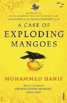 "Buchcover ""A Case of Exploding Mangoes"" von Mohammed Hanif; Foto: Random House"