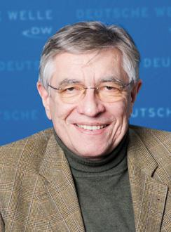 Peter Philipp; Foto: DW