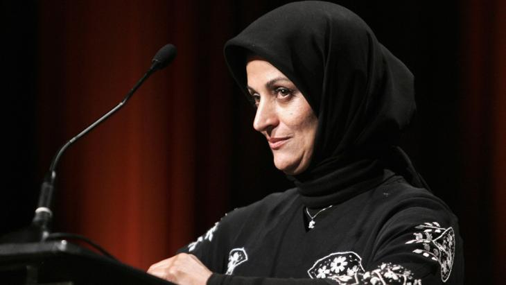 Shahla Sherkat; Foto: Getty Images
