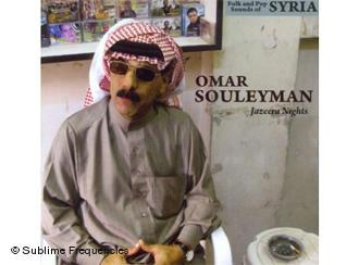 Omar Souleyman; Foto: CD-Cover Sublime Frequencies
