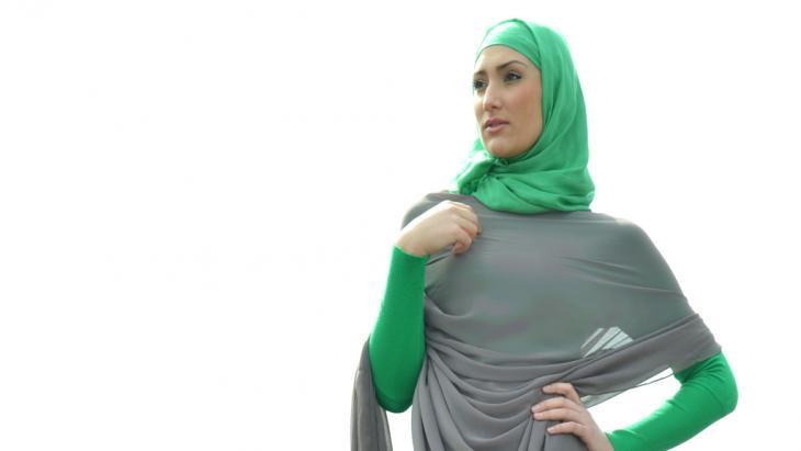 Kollektion aus der Mode von Belkis Baharcieva, Foto: Zabbary.eu