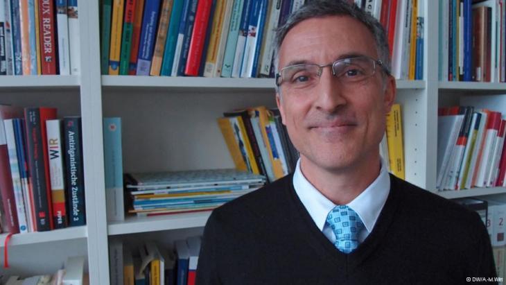 David Montemurro von der Universität Toronto; Foto: DW