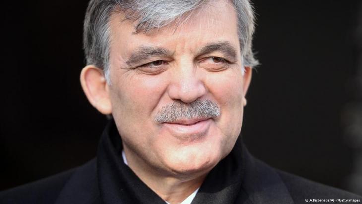 Der türkische Präsident Gül; Foto: A. Kisbenede/AFP/Getty Images