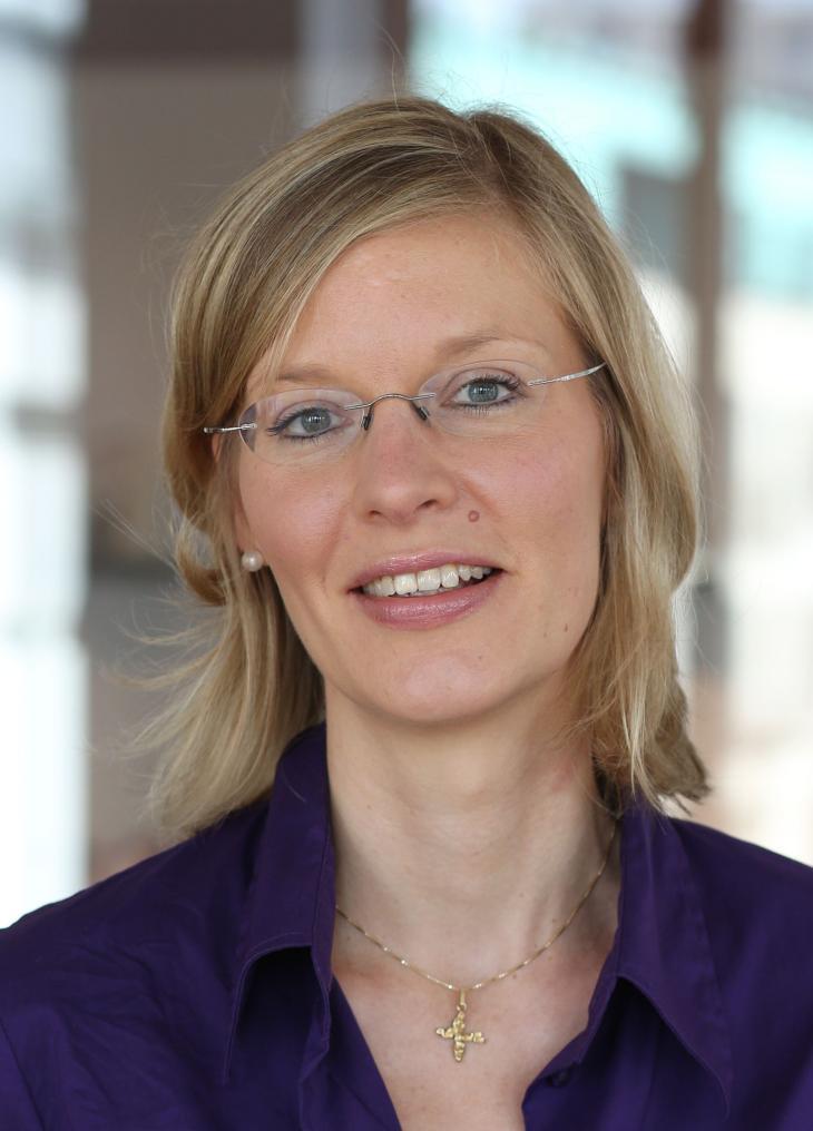 Nora Müller; Foto: Körber-Stiftung