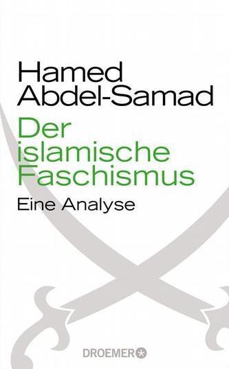 """Buchcover """"Der islamische Faschismus"""" von Hamed Abdel-Samad im Droemer-Verlag"""