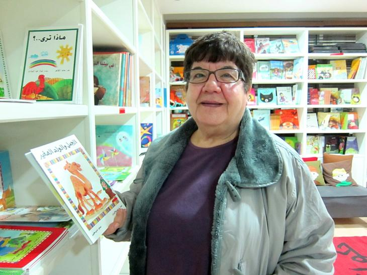 Margo Malatjalian; Foto: Claudia Mende