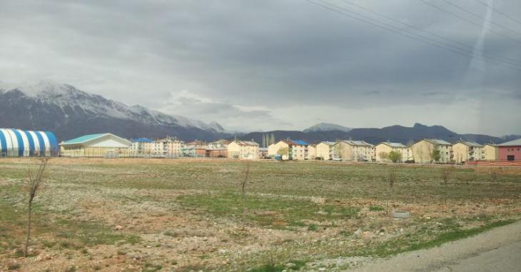 Stadtansicht von Ovacık; Foto: Ekrem Güzeldere