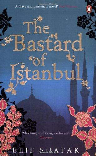 """Cover of Elif Shafak's book """"The Bastard of Istanbul"""""""