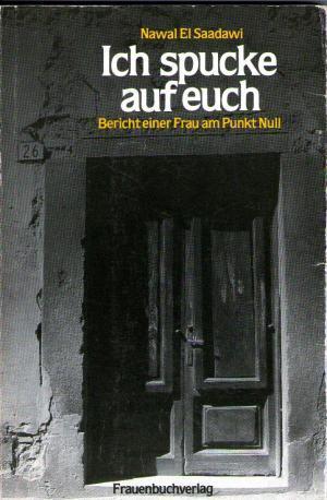 """Buchcover """"Ich spucke auf euch"""" im Frauenbuchverlag"""