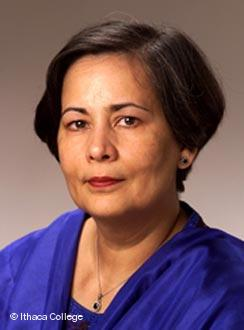 Die pakistanische Aktivistin Asma Barlas; Foto: Ithaca College