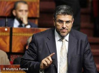 Marokkos Justizminister Mustapha Ramid, Foto: Mustapha Ramid
