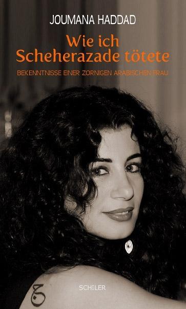 """Buchcover Joumana Haddad: """"Wie ich Scheherezade tötete"""""""